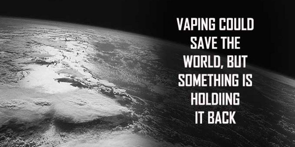 Novo poročilo SZO napačno ocenjuje dokaze o elektronskih cigaretah