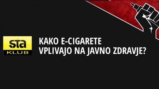 Kako e-cigarete vplivajo na javno zdravje?
