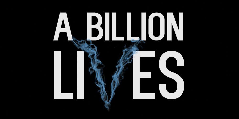 A Billion Lives – potrebujemo podpise