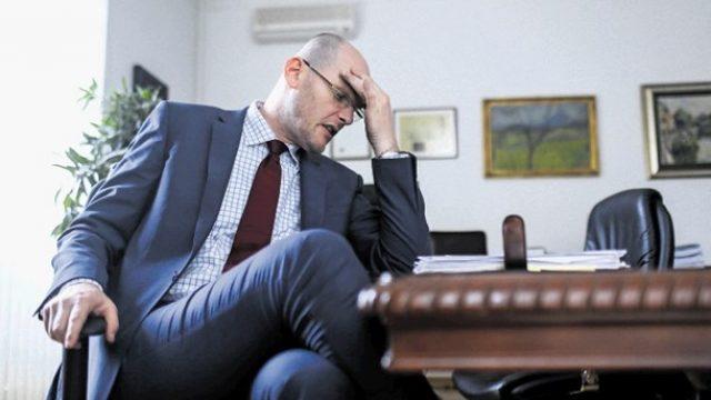 Goran Klemenčič kot vejper proti trošarinam
